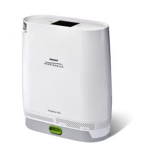 Concentrator oxigen portabil – Philips SimplyGo mini (baterie extinsa)