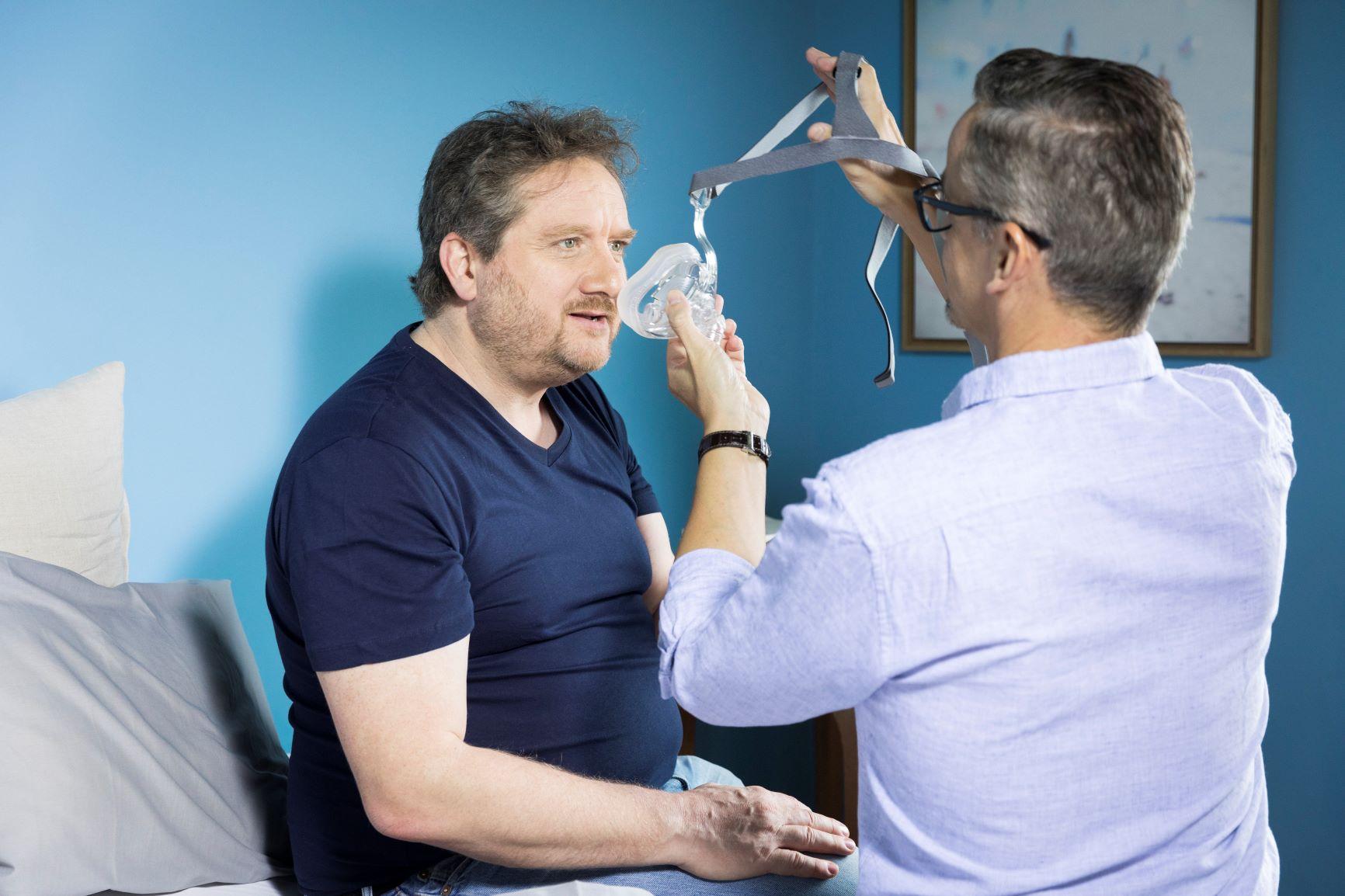 alegerea mastii CPAP