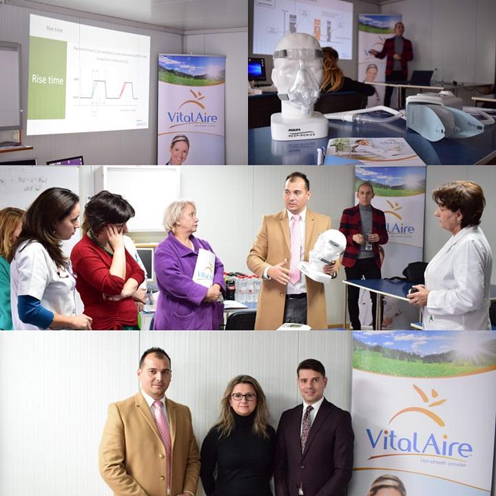 Ventilația non-invazivă, vitală pentru pacienții cu boli respiratorii, cardiace, neuromusculare
