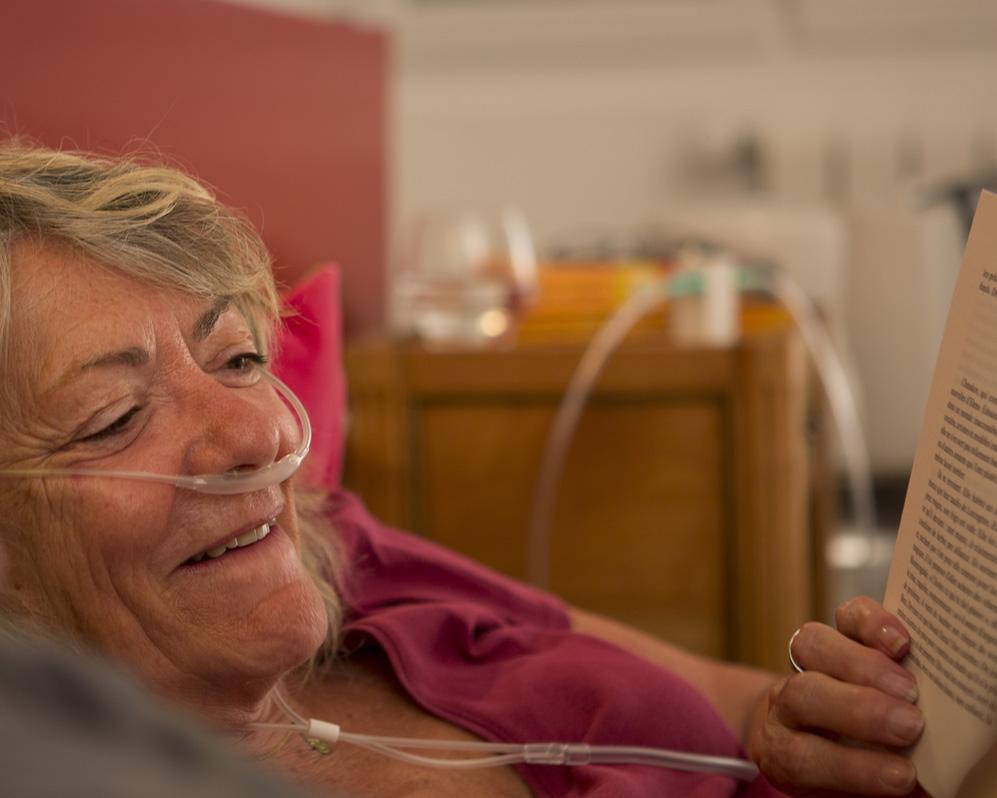 Importanța umidificării în oxigenoterapie
