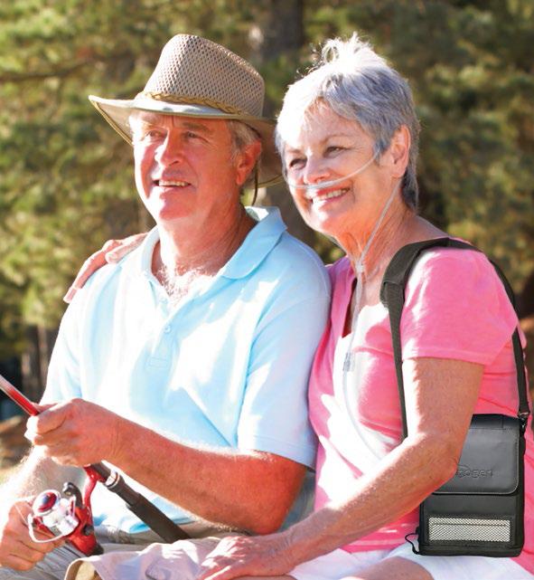 Un nou concentrator de oxigen portabil - Inogen One G5