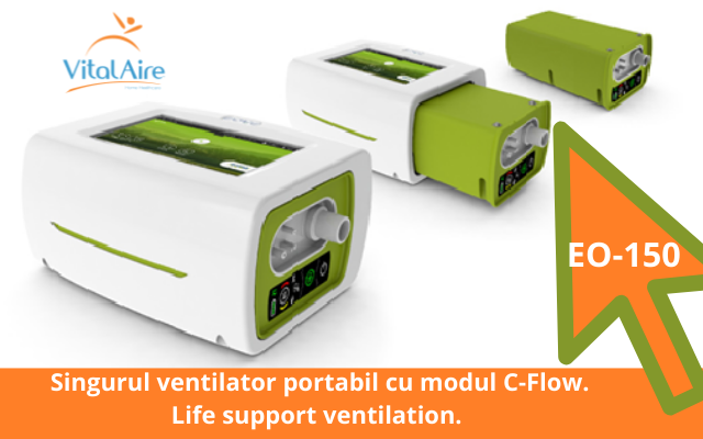 EOVE-150 Life support ventilation
