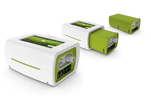 Eo-150 ventilator mecanic portabil